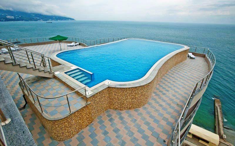 спа отели на черном море