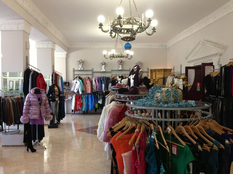 Модная одежда севастополь